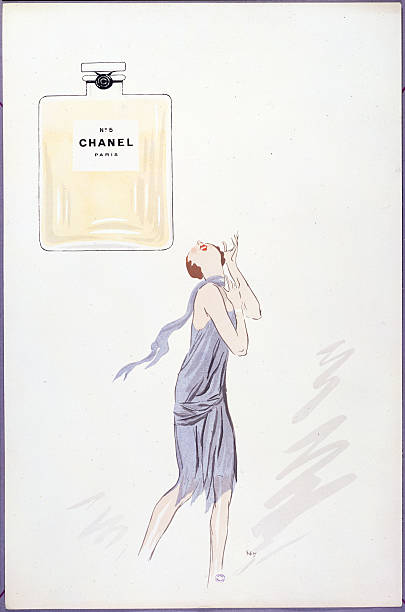 UNS: 5th May 1921 - Chanel No. 5 Launched