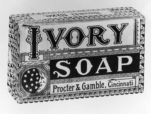 An Advertisement for Ivory Soap from Procter and Gamble...