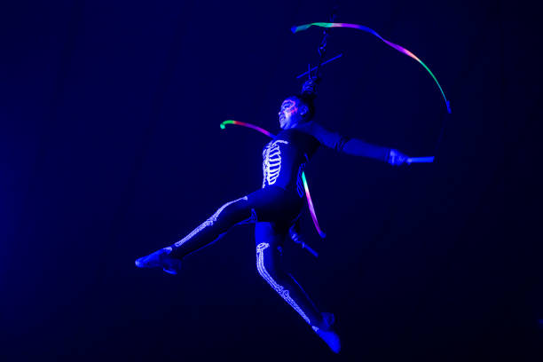 MEX: Circus Hermanos Cedeño Resumes Its Activities With Audience