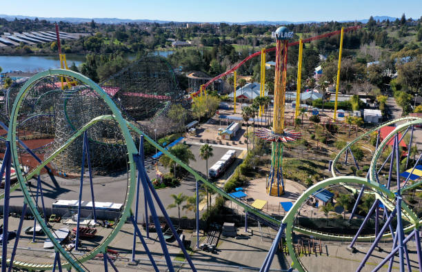 CA: Despite a 4th Quarter Loss, Six Flags Posts Gain In Earnings Amid COVID-19 Pandemic