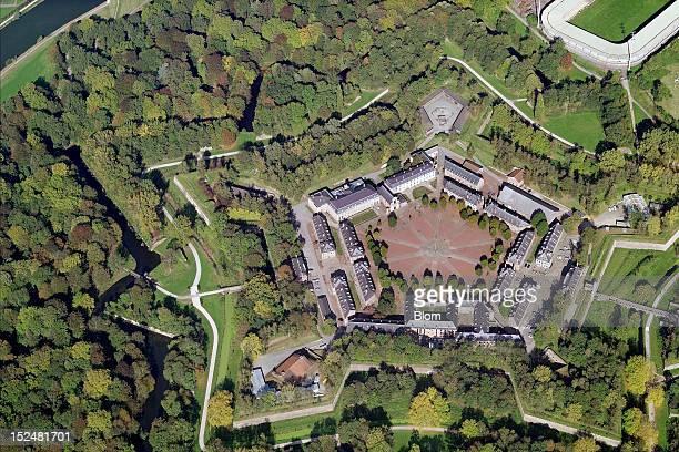 An aerial image of CitadelleDeLille Lille