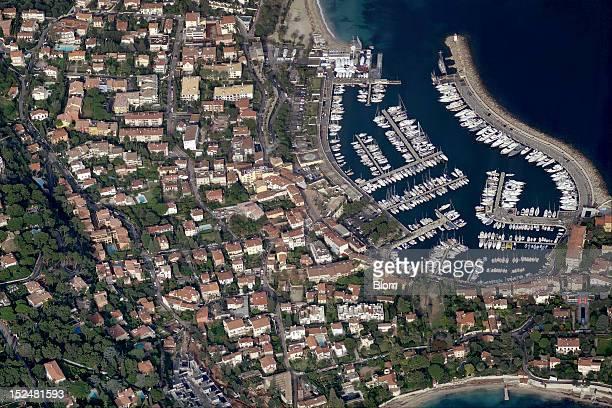 An aerial image of ZC Du Port Saint Jean Cap Ferrat