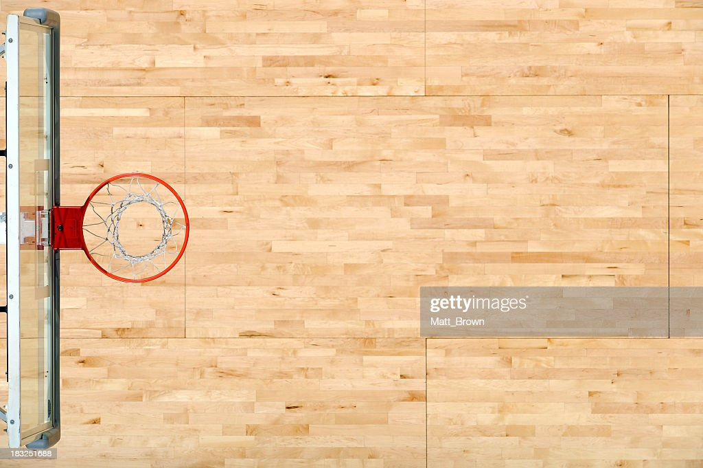 Piano di basket : Foto stock