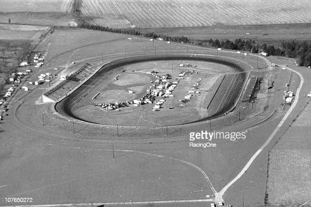 MACON GA An aerial view of Middle Georgia Raceway which hosted NASCAR Cup events from 1966 through 1971 An interesting situation happened at the...