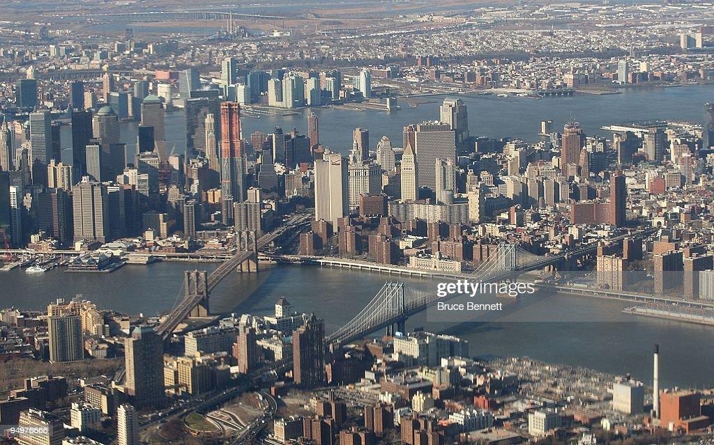 New York Scenics : News Photo