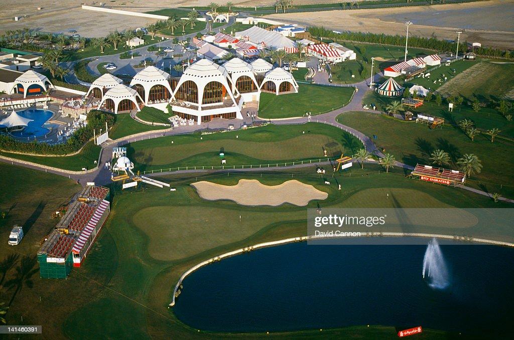Emirates Golf Club : News Photo