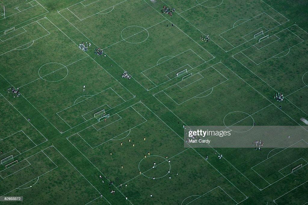 Aerial Photos - London : News Photo