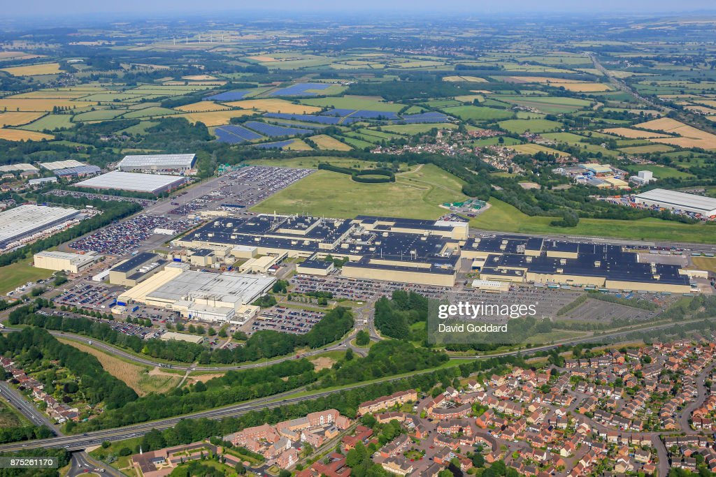 Aerial Views Of Britain : News Photo