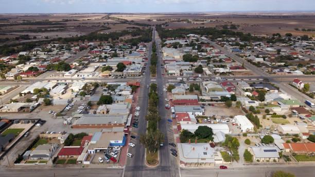AUS: General Views Of Minlaton, South Australia