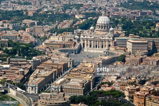 découverte rome - vatican city photos et images de collection