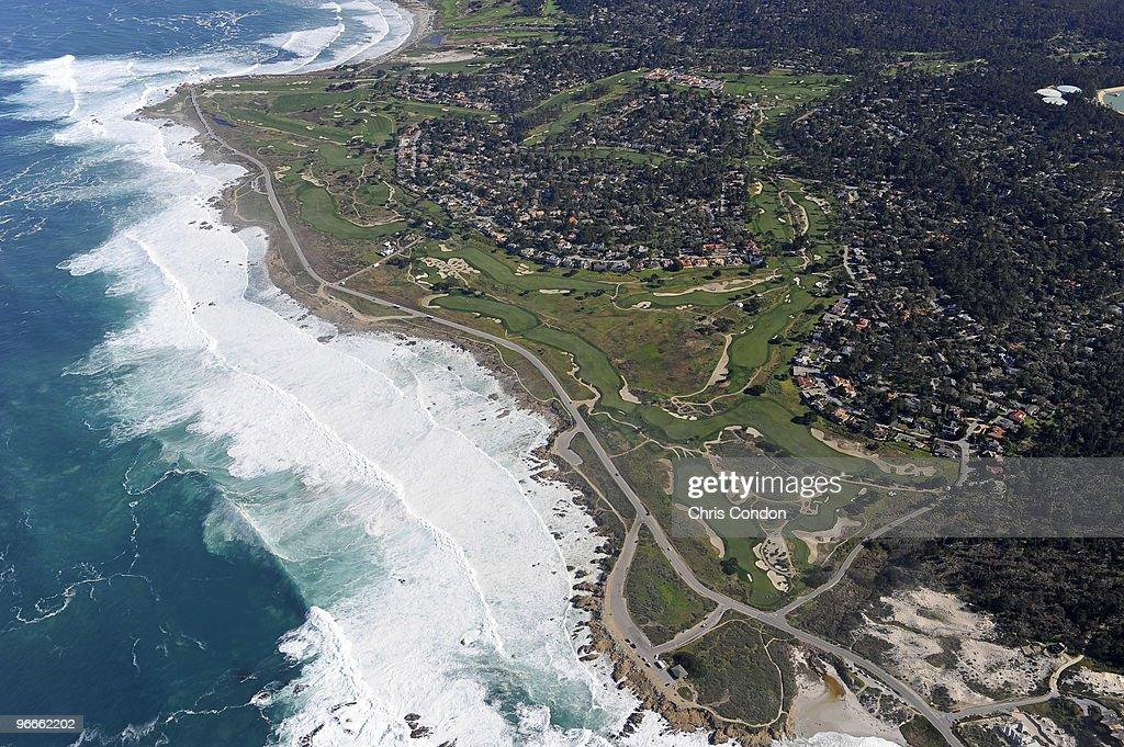 PGA TOUR - AT&T Pebble Beach National Pro-Am - Round Three : ニュース写真