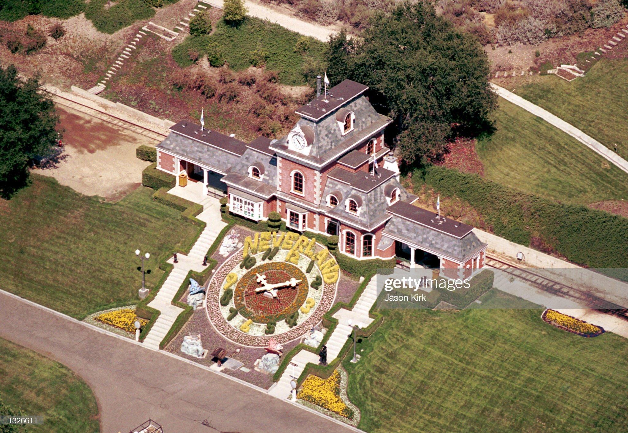 Michael Jackson Neverland Home : Fotografia de notícias