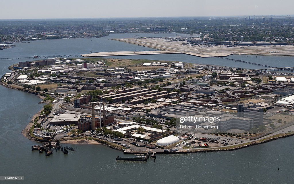 IMF Chief Dominique Strauss-Kahn Held In New York City's Rikers Island Prison : News Photo