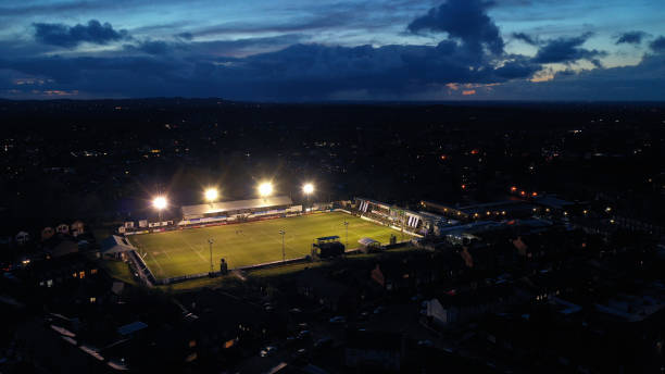 GBR: Chorley v Wolverhampton Wanderers: The Emirates FA Cup Fourth Round