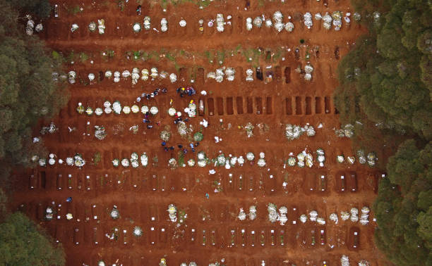 BRA: Brazil Surpasses Half Million COVID Deaths