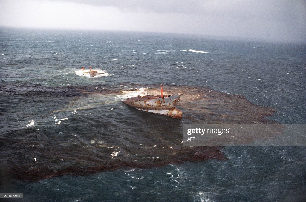 40 Years Since The Amoco Cadiz Oil Spill