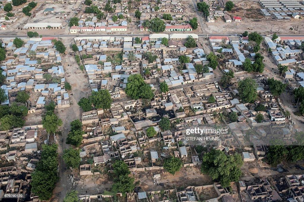 NIGERIA-UNREST-ISLAM : Nachrichtenfoto