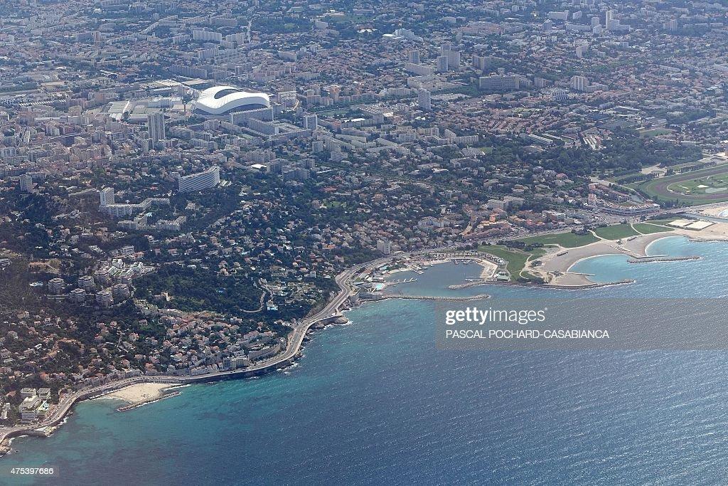 FRANCE-MARSEILLE : News Photo