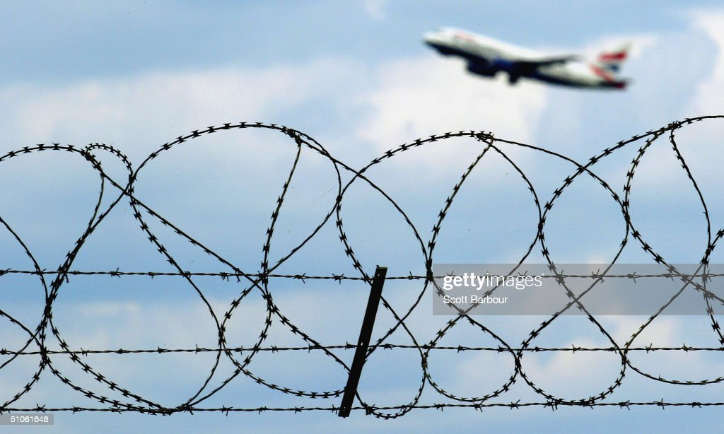 Heathrow Airport Security Plans Found In Lay-By Photos and Images ...