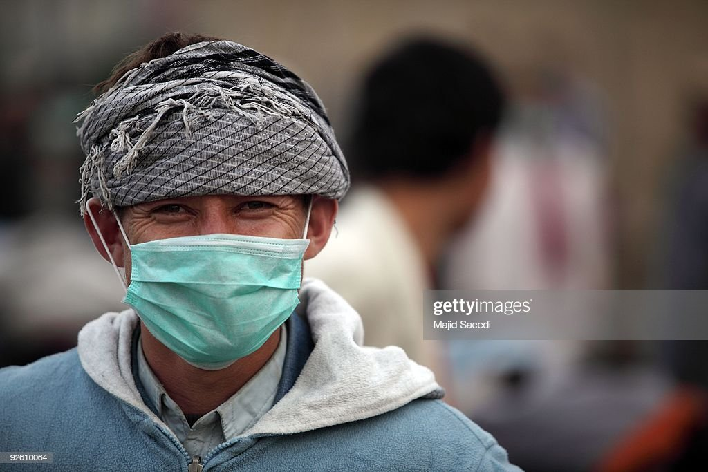 H1N1 Flu Cases On The Rise In Afghanistan : News Photo