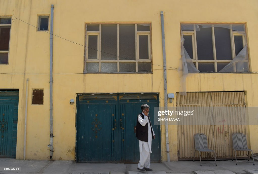 AFGHANISTAN-UNREST-KIDNAP-GERMANY-FINLAND-SWEDEN : News Photo