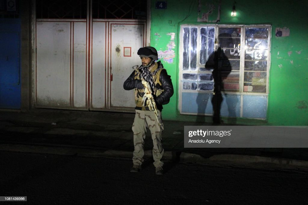 Armed attack in Afghanistan kills 5 : News Photo
