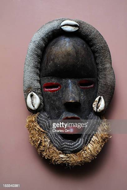 An African style mask