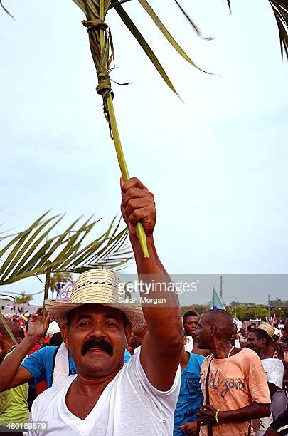 CONTENT] An agricultural worker/farmer at the May Day parade in Plaza de la Revolución Havana Cuba The May 1st International Workers' Day parade is...