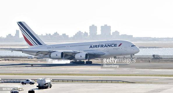 Air france a380 inaugural flight from paris to new york for New york to paris flight