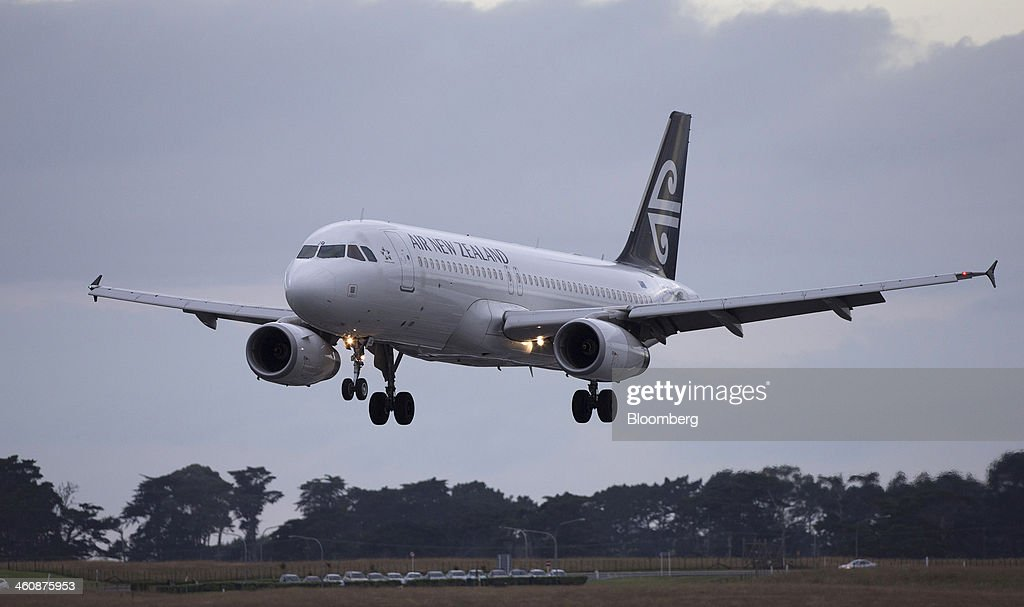 Air new zealand receives boeing 787 9 test aircraft at auckland an air new zealand ltd aircraft touches down at auckland international airport in auckland publicscrutiny Images