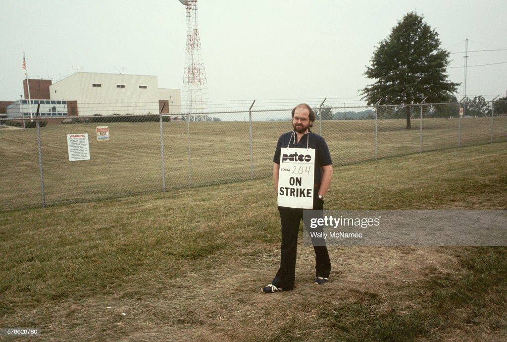 An Air Traffic Controller on Strike