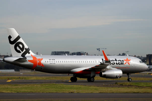 AUS: Qantas Operations at Sydney Airport As Airline Is Set to Emerge From Covid Mess Stronger Than Ever