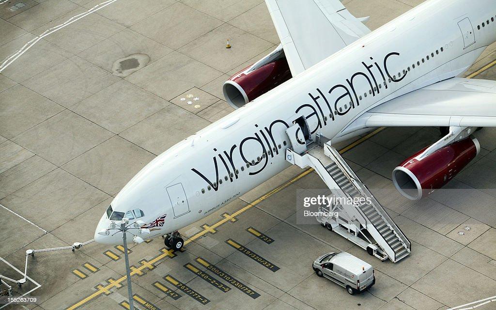 Heathrow Airport : News Photo