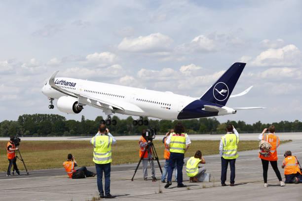 DEU: Deutsche Lufthansa AG Resumes Long Haul Flight Operations