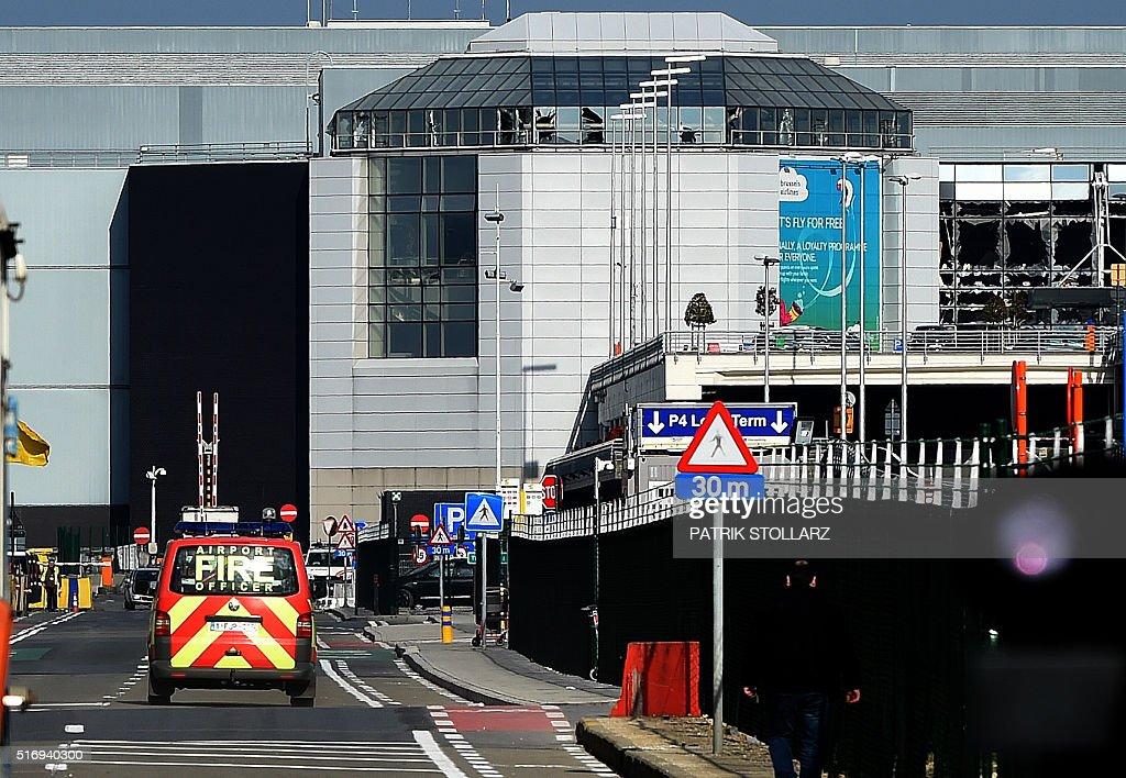 BELGIUM-ATTACKS : ニュース写真
