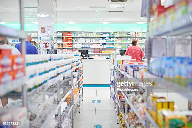 there's one for every illness - pharmacy stock pictures, royalty-free photos & images