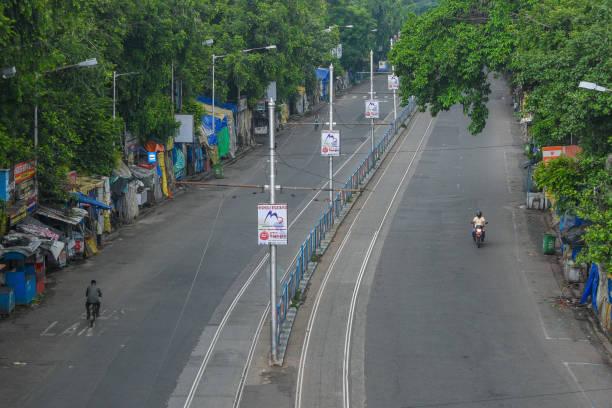 IND: Mandatory Weekly Lockdown Imposed In Kolkata