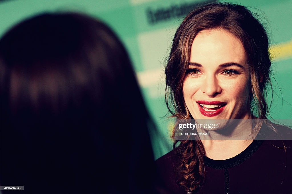 An Alternative View of actress Danielle Panabaker at The Entertainment Weekly Comic-Con party at Float at Hard Rock Hotel San Diego on July 11, 2015 in San Diego, California.