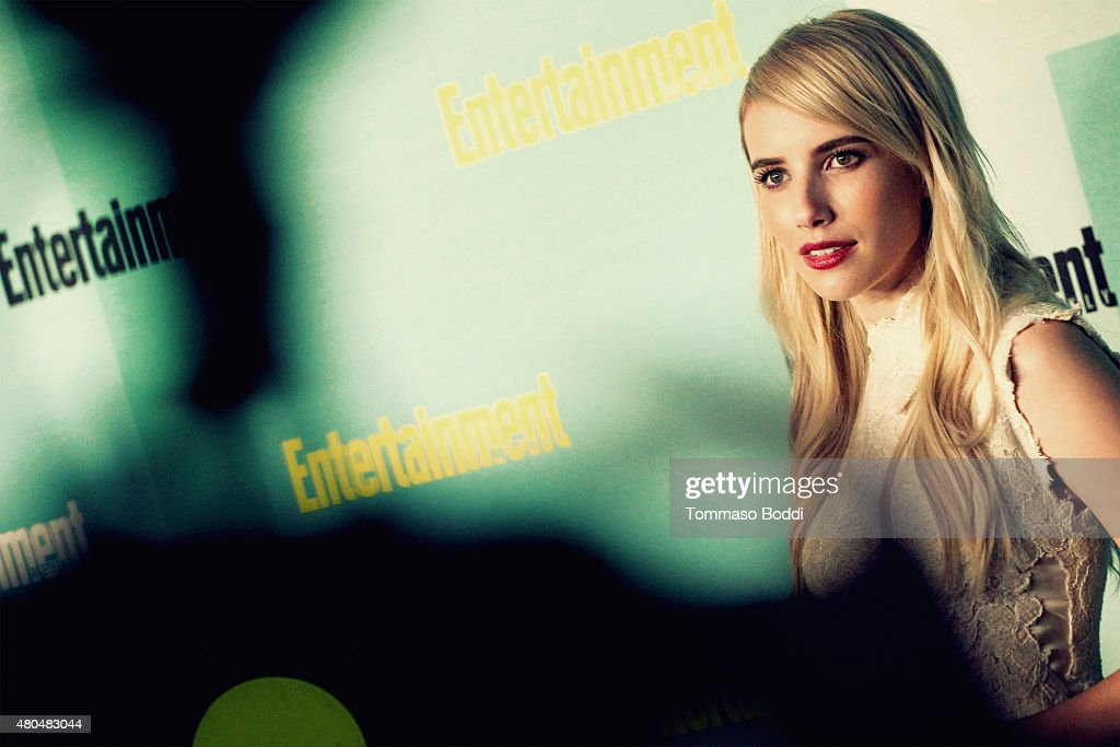 An Alternative View of actress Emma Roberts at The Entertainment Weekly Comic-Con party at Float at Hard Rock Hotel San Diego on July 11, 2015 in San Diego, California.