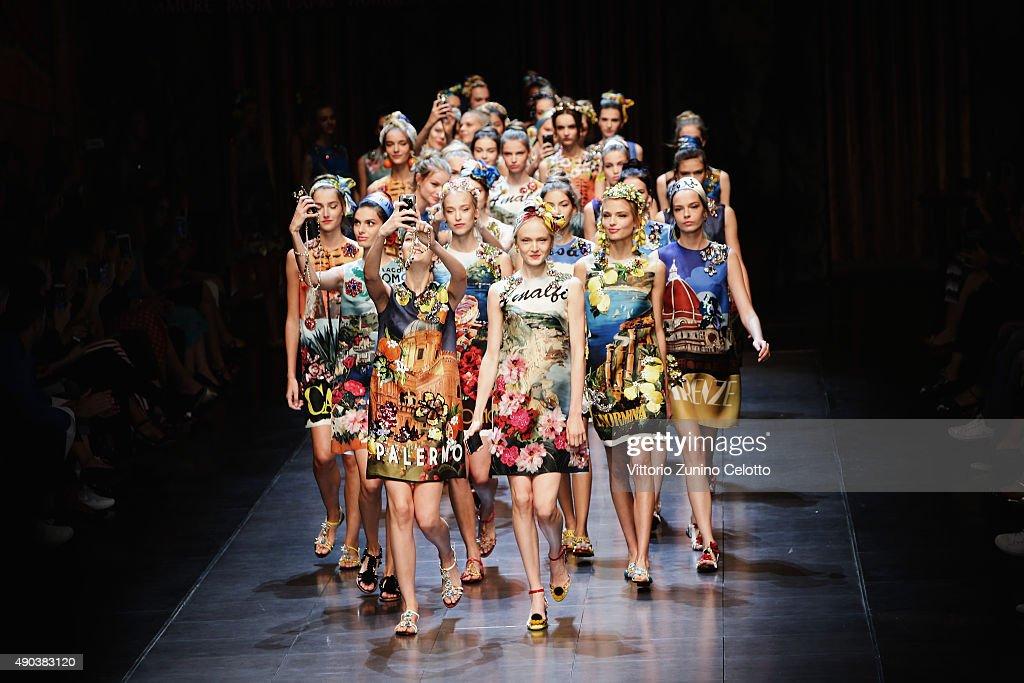 Alternative Views - Milan Fashion Week SS16 : News Photo