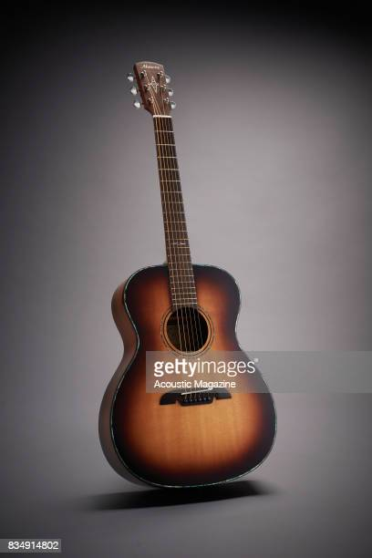 An Alvarez AFA 1965 Anniversary Series acoustic guitar taken on October 25 2016