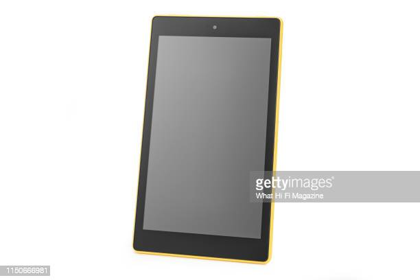 An Amazon Fire HD 8 tablet, taken on October 24, 2018.
