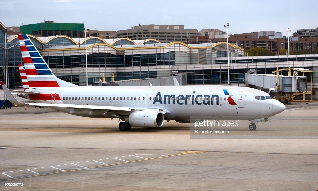 Ronald Reagan Washington National Airport : News Photo