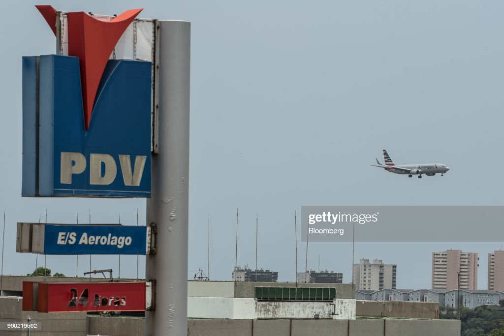 Simon Bolivar International Airport As Venezuela and Panama Reconnect Flights After Diplomatic Spat
