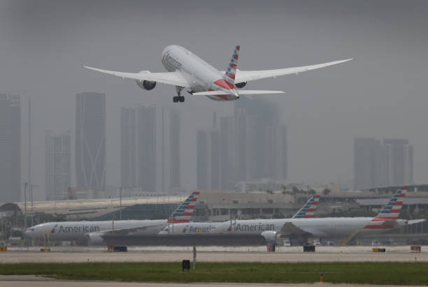 FL: The Airfield At Miami International Airport