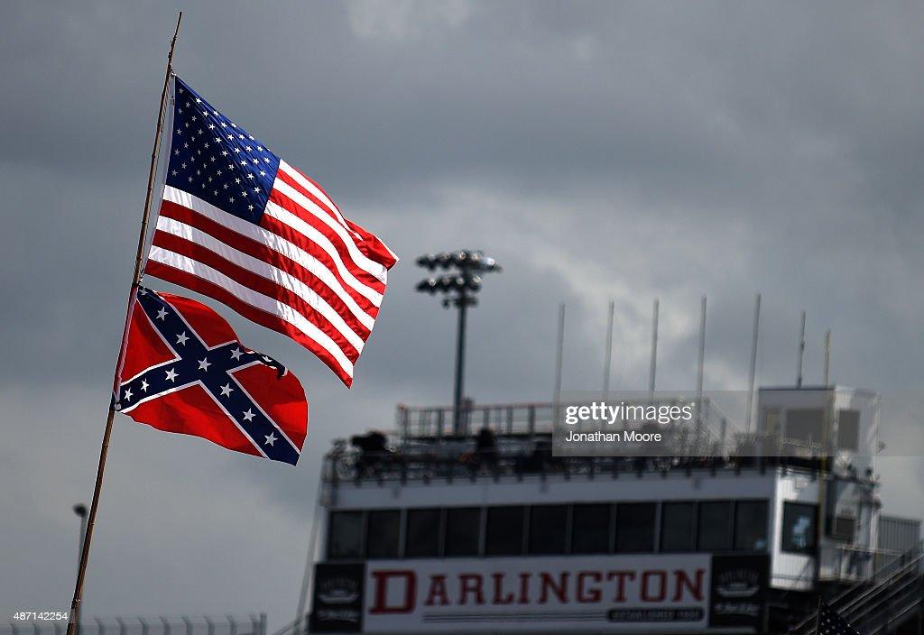 NASCAR Sprint Cup Series Bojangles' Southern 500 : Nieuwsfoto's