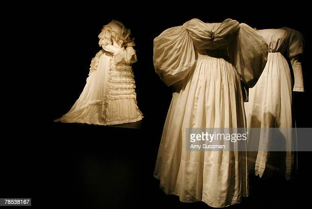 An American dresses 183035 The Blogmode addressing fashion exhibit at the Metropolitan Museum of Art's Costume Institute on December 17 2007 in New...