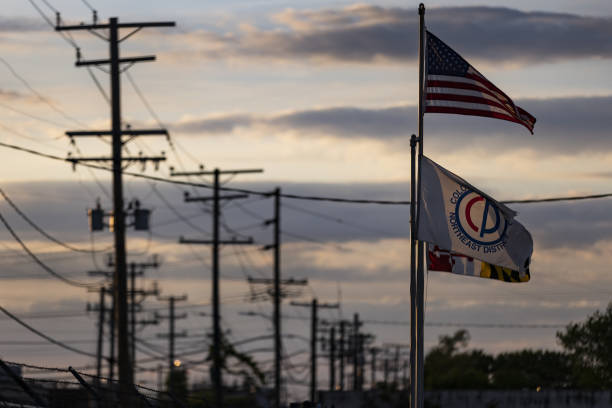 MD: Colonial Pipeline Storage Tanks As Gas Pumps Run Dry