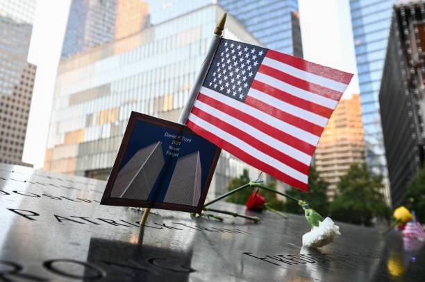 NY: New York City Commemorates 20th Anniversary Of 9/11 Terror Attacks