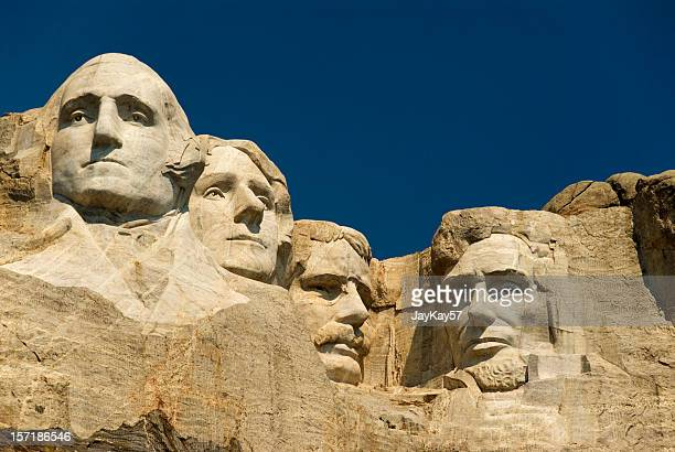 An American national Monument Mount Rushmore